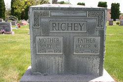 Mary E Richey