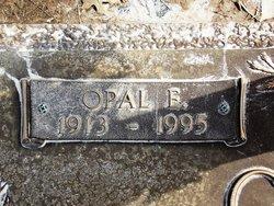 Opal E <I>Fehringer</I> Crain