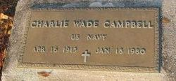 Charlie Wade Campbell