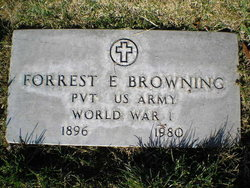 Forrest E. Browning