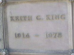 Keith Cole King