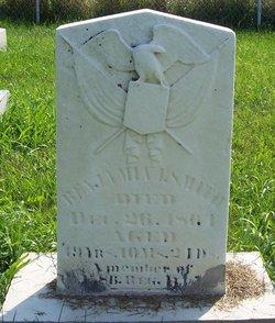 Pvt Benjamin F. Smith