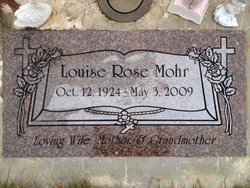 Louise Rose Mohr