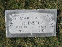 Marsha A Johnson