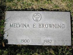 Melvina E. Browning