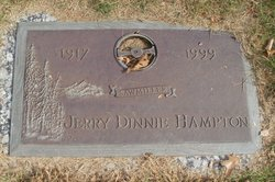 Jerry Dinnie Hampton