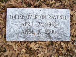 Louise <I>Overton</I> Ravenel