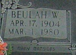 Beulah W Stowe