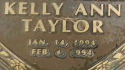 Kelly Ann Taylor