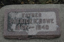 Patrick H Bowe