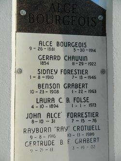 Alce Bourgeois