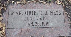 Marjorie R Ness