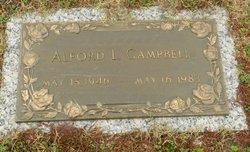 Alford L Campbell