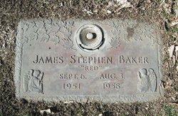 """James Stephen """"Red"""" Baker"""