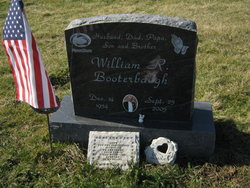 PFC William R Booterbaugh