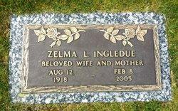 Zelma L Ingledue
