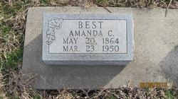 Amanda Catherine <I>Tracy</I> Best