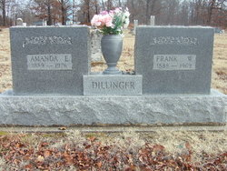 """William Franklin """"Frank"""" Dillinger"""