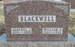 Alberta J. <I>Bolen</I> Blackwell