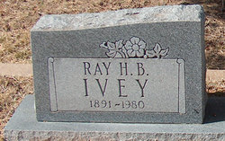 Raymond Henry Bart Ivey