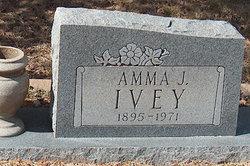 Amma Jane <I>Whitaker</I> Ivey