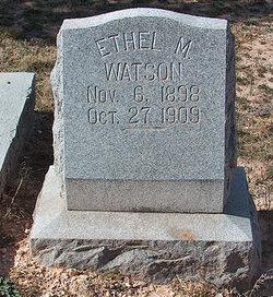 Ethel M Watson