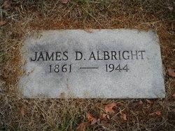 James D Albright
