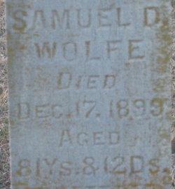 Samuel D. Wolfe