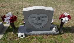 Peggy Elizabeth Little