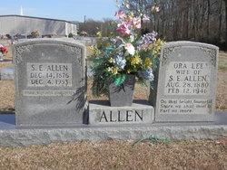 Stephenson Eli Allen