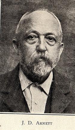 John D. Arnett