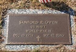 Sanford Rudolph Owen