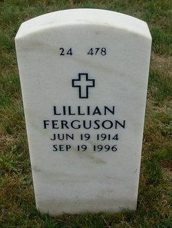 Lillian <I>Hurd</I> Ferguson