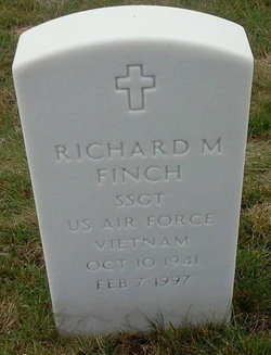 Richard M Finch