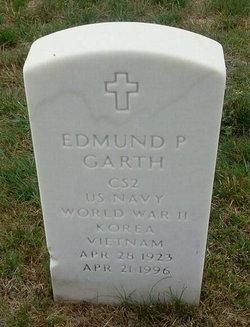 Edmund P Garth