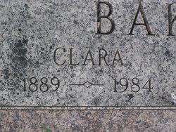 Clara I. Baker