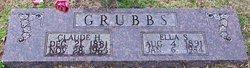 Claude H Grubbs