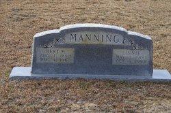 Bert M Manning
