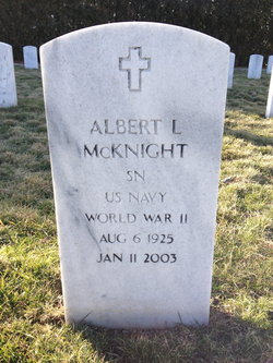 Albert L. McKnight