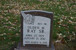 Dr Olden McKinley Ray, Sr