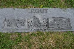 John William-David Crout, Jr