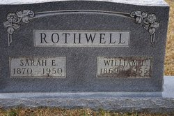 Sarah Rebecca <I>Files</I> Rothwell