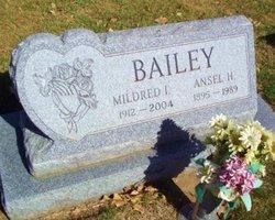 Ansel Hubbard Bailey