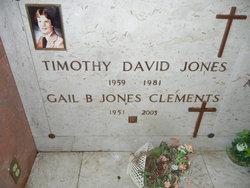 Timothy David Jones