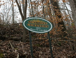 Sunshine Hill Cemetery