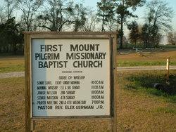 First Mount Pilgrim Missionary Baptist Cemetery