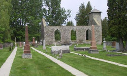 Old Saint Marys Anglican Church Cemetery