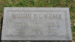 William Henry Clay Walker