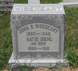 John S Wiseheart