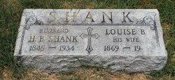 Rev Henry B Shank